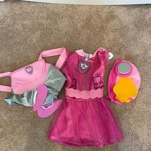 5/25 Sky Paw Patrol costume.